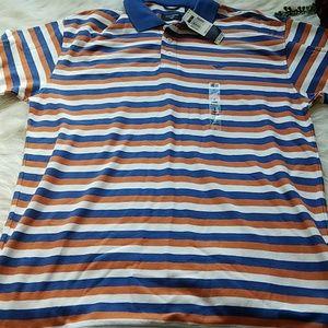 🔰New Dockers Polo-blue, orange, white